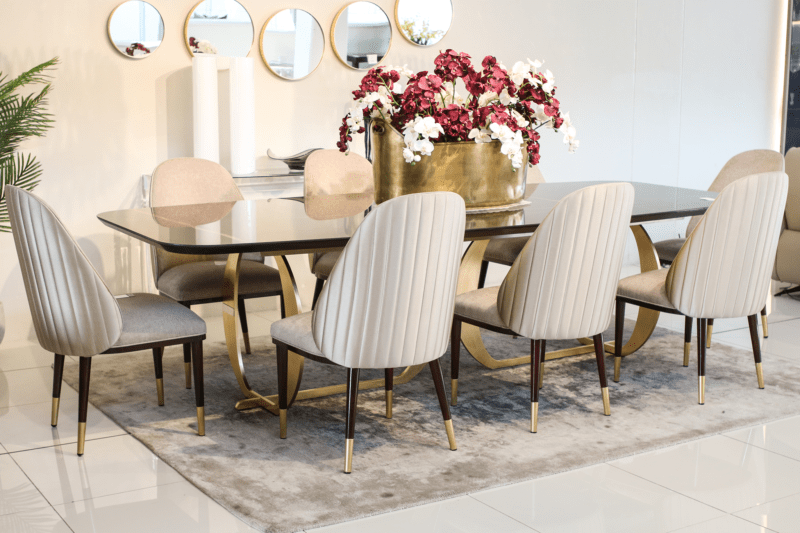 The Juliette Dining Table